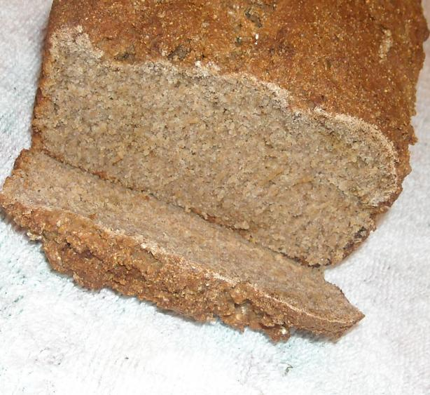 Quick Swedish Rye Bread