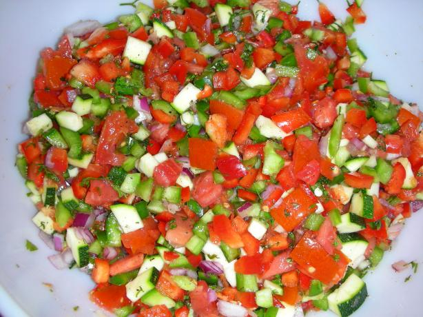 Vegetable Salsa - the Mayo Clinic