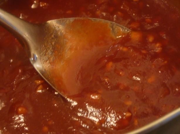 Best Ever BBQ Sauce