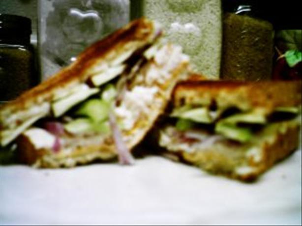 Apple Autumn Sandwich