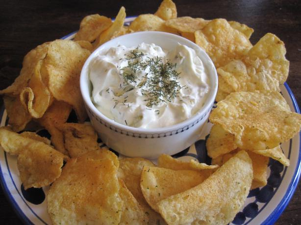 Bea's Dill Pickle Dip