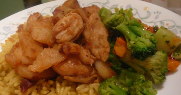 Chicken & Potatoes Teriyaki