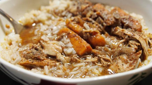 Moroccan Chicken (Tagine) - Atk