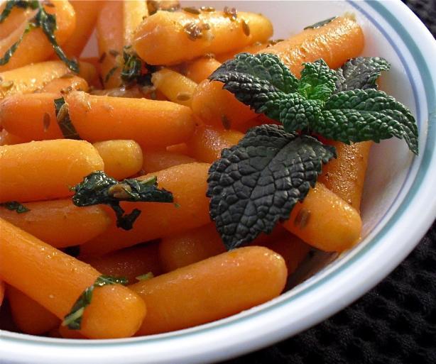 Algerian Carrots
