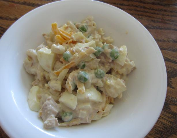 Tuna Macaroni Salad - Protein Packed