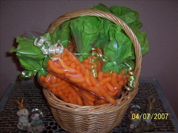 Easy Easter Carrots (Peter Rabbit's Carrots)