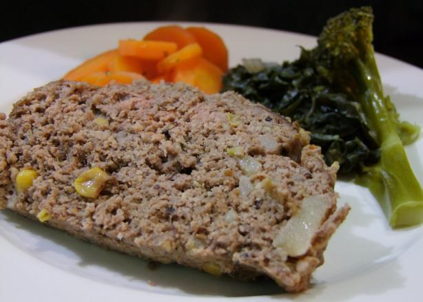 Family Favorite Meatloaf