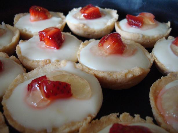 Fruit & Cheese Tarts