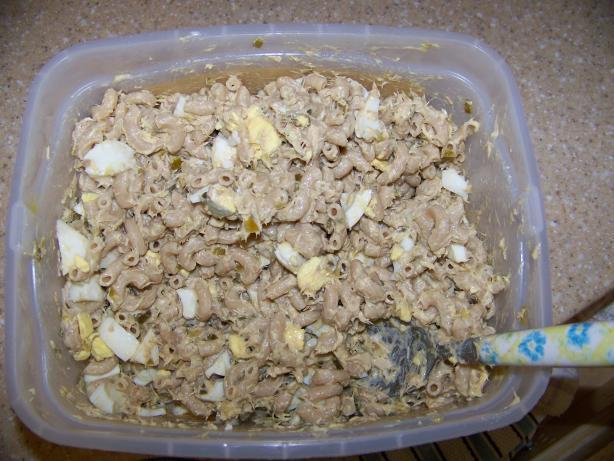 Macaroni Tuna Salad