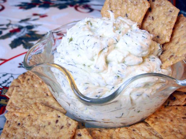 Uncle Bill's Dill Dip