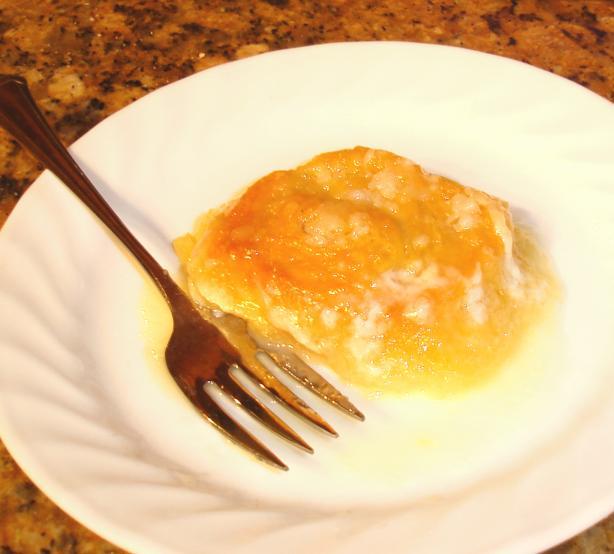 Butter Dessert Rolls