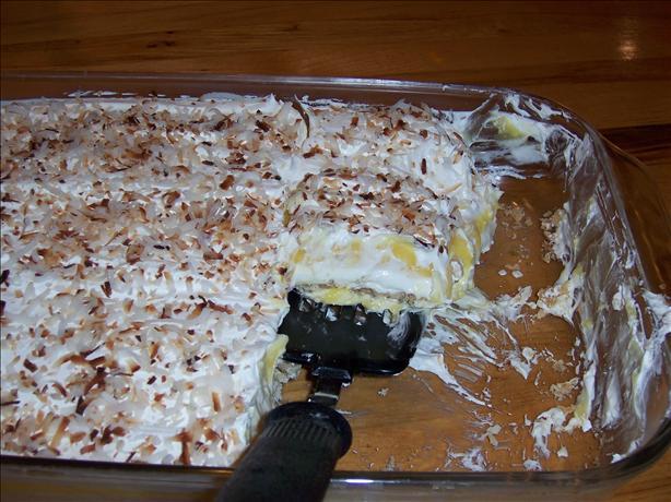 Rogene's Coconut Cream Dessert