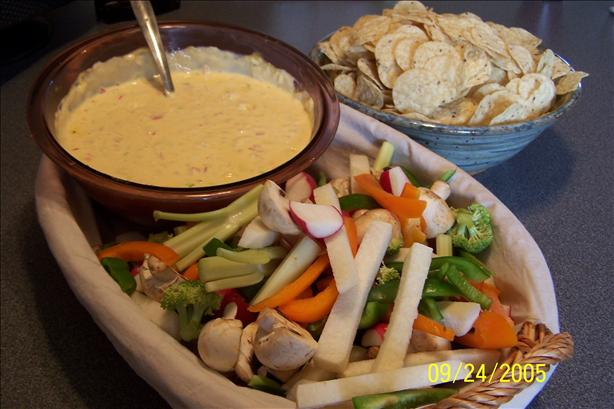 Velveeta Hot 'n Cheesy Crab Dip
