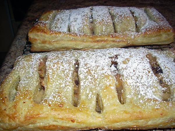 Chef Joey's Apple Strudel