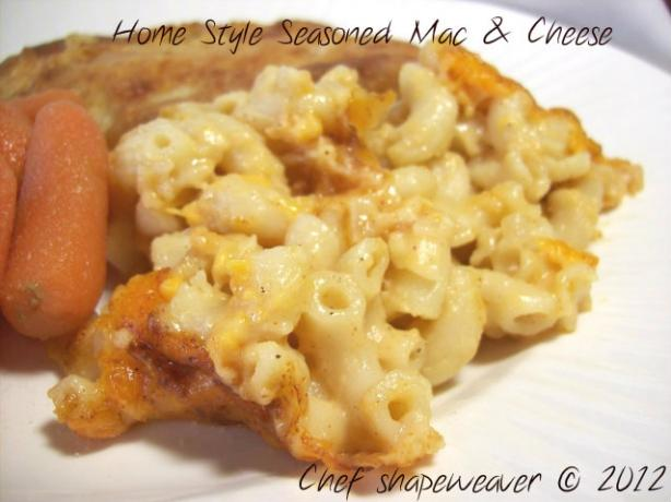 Home Style Seasoned Mac & Cheese