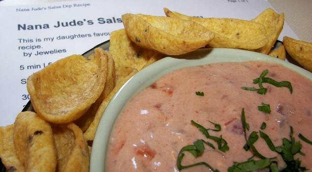 Nana Jude's Salsa Dip