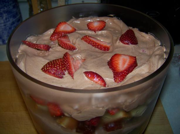 Chocolate Berry Trifle