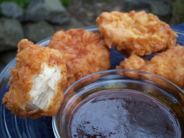 Beer Batter for Halibut or Chicken