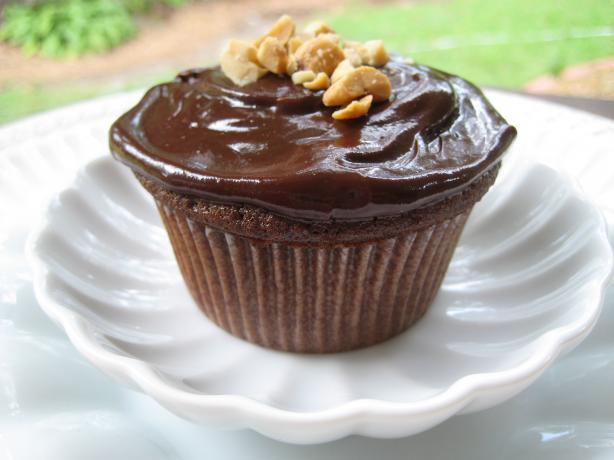 Peanut Butter Truffle Cupcakes