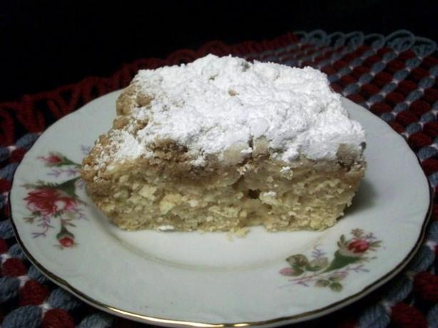 New York Crumb Cake