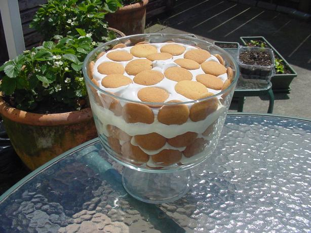 Easy Yummy Banana Cream Pudding