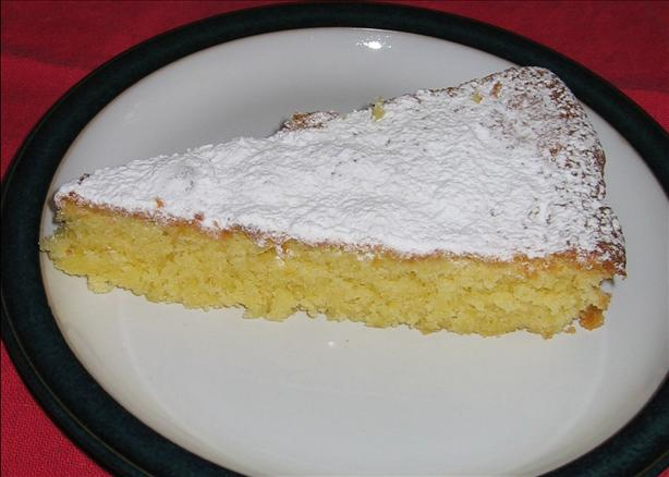 Frazipan (Danish Almond Cake)