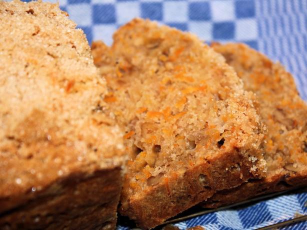Super Moist Spelt Flour Carrot Cake