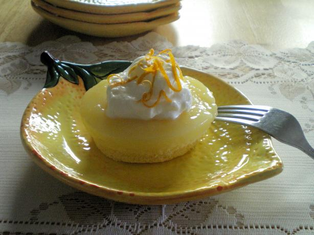 Meyer-Lemon Pudding Cake