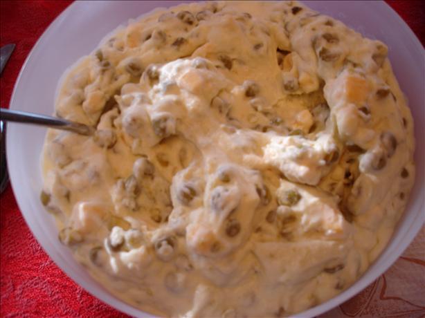 Grandma Iva's Pea Salad