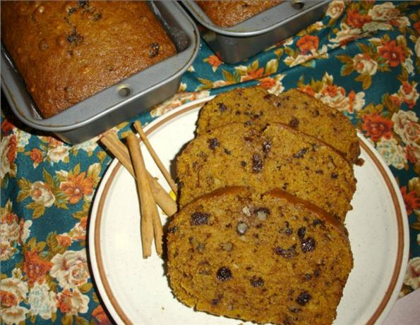 Pumpkin Bread - the Best I've Ever Tasted!