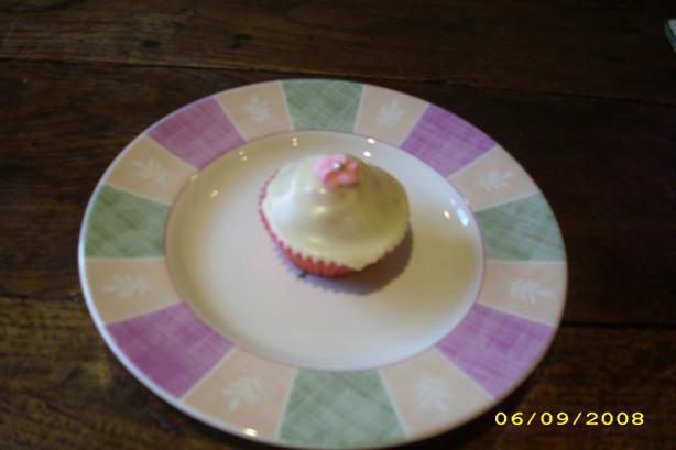 Lemon Top Fairy Cakes