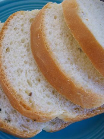 Anise Almond Loaf (Bread Machine)