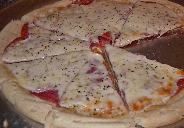 Italian Sub Pizza