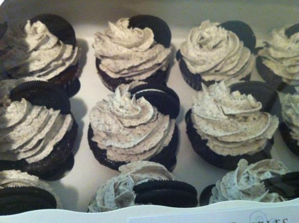 Ultimate Cookies and Cream Lovers Cupcakes