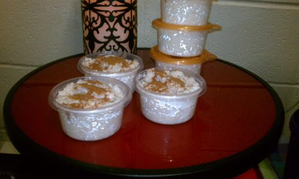 Rice Pudding in a Rice Cooker