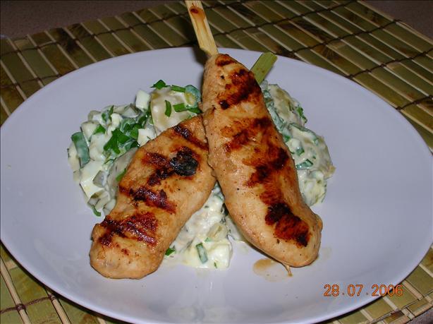 Hoisin Marinated Chicken
