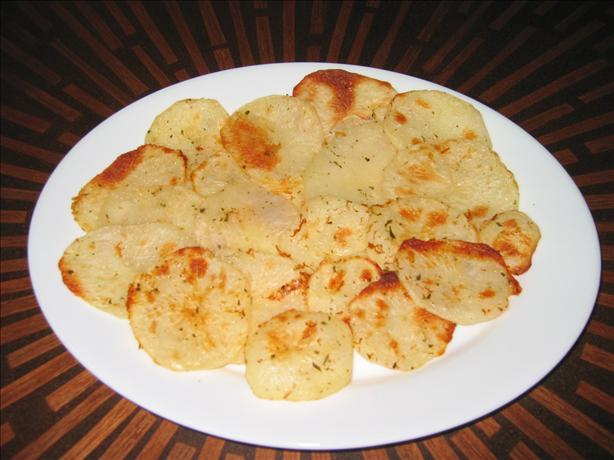 Ranch Potato Crisps
