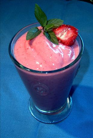 Mixed Berry Fruit Shake