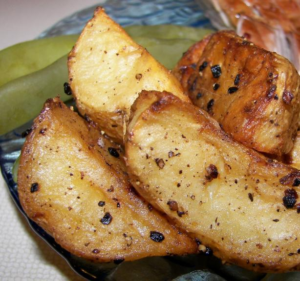 Garlic Roasted Potatoes (Barefoot Contessa) Ina Garten