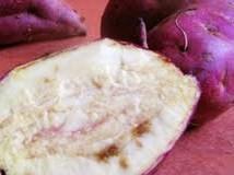 2 Way Baked Kumara (White Flesh or 'bush Bok' Sweet Potato)