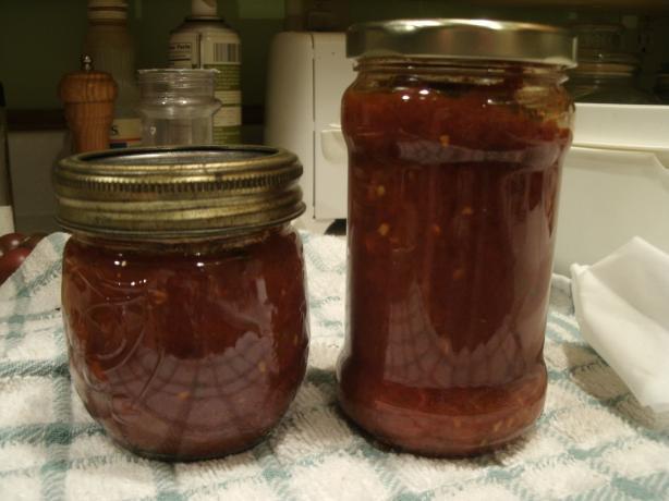 Ancho Chile Tomato Sauce