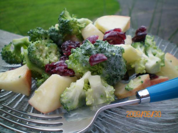 My Broccoli Salad