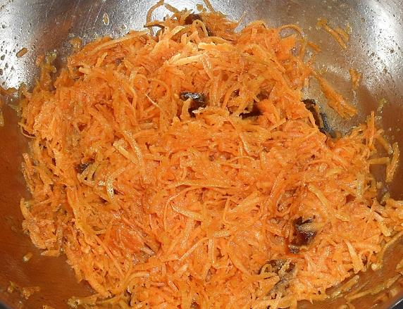 Paleo Moroccan Carrot Salad With Dates