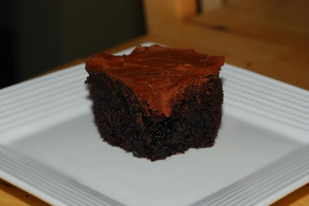 Deep Dish Brownies