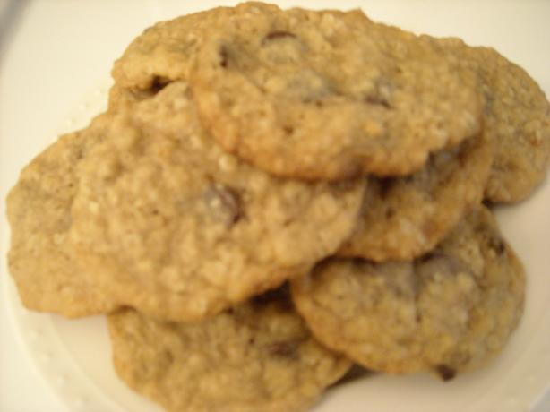 Best Chocolate Chip Cookies (With Oatmeal!)