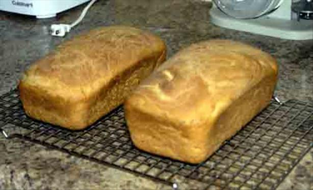 Wheat Bread (2 Loaves)