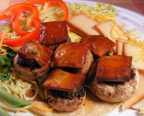 2bleu's Smoky Mexican Mushrooms