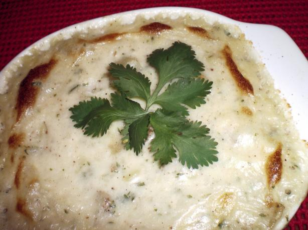 Twice-Baked Cheesy Mashed Potatoes