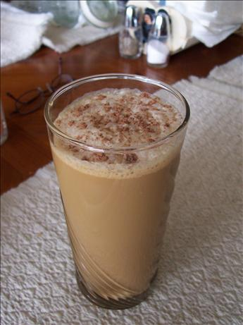 Spiced Coffee Frappe