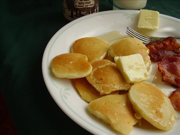 Bisquick Pancakes (Aka Silver Dollars)